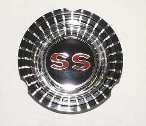 1964 64 Chevy Impala SS Wheel Cover Emblem SuperSport