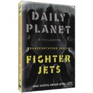 Daily Planet Fighter Jets Daily Planet Transportation Movies & TV