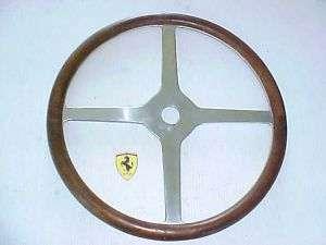 Ferrari Maserati Steering Wheel Vintage OEM