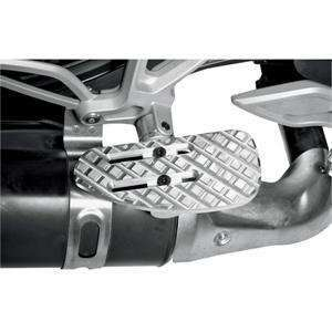 Perf Products Passenger Floorboard Kit   Black Powder Coat LP 08175B