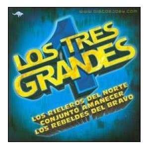 Los Tres Grandes, Vol. 1 Los Rieleros Del Norte, Conjunto