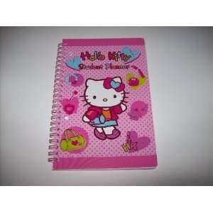 Hello Kitty Student Planner Notebook