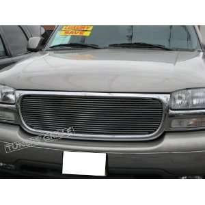 GMC Sierra Yukon Denali Sierra C3 1PC Upper Billet Grille: Automotive