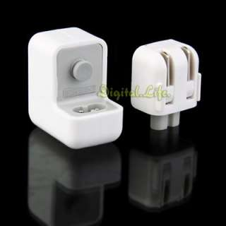 10W USB Wall Charger Adapter+Cable For iPod iPad 1/2/3 iPhone 4/4S/3GS