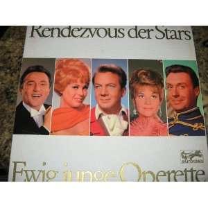 Ewig Junge Operette   3 LP Box set with Calendar of Opera Star Photos