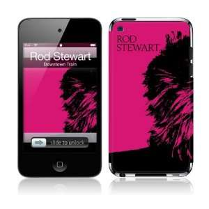 : Music Skins MS RSTW10201 iPod Touch  4th Gen  Rod Stewart  Downtown