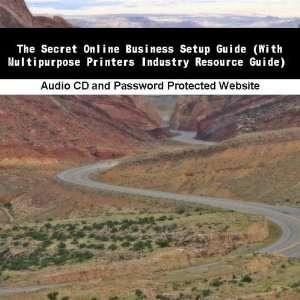 Multipurpose Printers Industry Resource Guide) Jassen Bowman Books