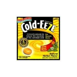 Cold Eeze Cold Drops Box Herbal 18 Health & Personal Care