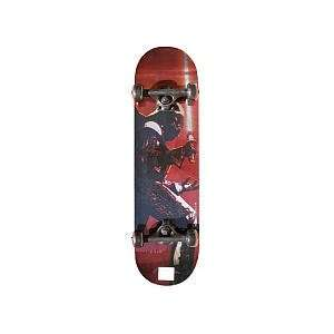 28 inch Skateboard   Star Wars   Beware of Vader Toys