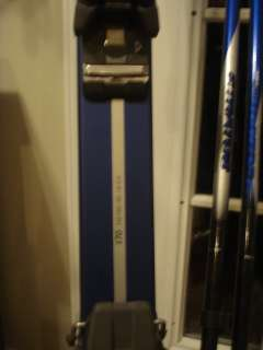 Volkl Vertigo G1 170 Men's Skis w/bindings, boots, poles – skis