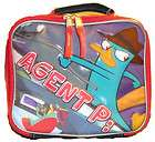 New Phineas and Ferb Agent Perry Lunch Box