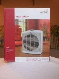 Warm Fusion   Heater Fan (Space Heater) NIB