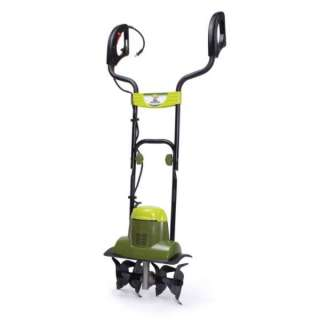 Sun Electric 110 V Power Garden Tiller Mantis Tractor Plow Cultivator
