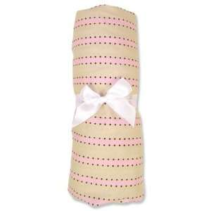 Willow Pink Nursery Baby Crib Sheet Baby
