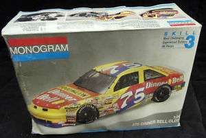 75 Dinner Bell Olds Stock Car 1/24 Monogram Model Kit