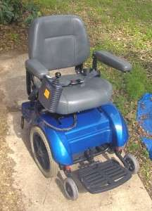 Electric Wheelchair Jet 1 Power Chair by Pride Mobility