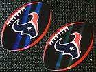 Houston Texans Football Stickers NFL