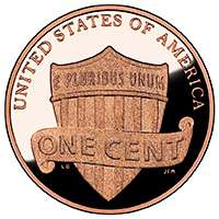 This auction is for One 2012 S Lincoln Penny One Cent Proof