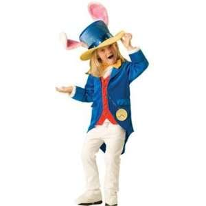 Fairytale Classic White Rabbit Child Costume (Small) Toys & Games