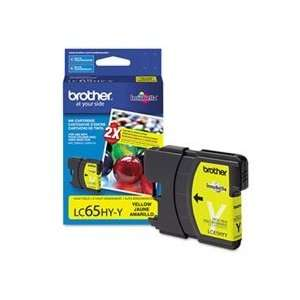 Brother Brand Mfc 6490Cw   1 High Yield Yellow Ink (Office