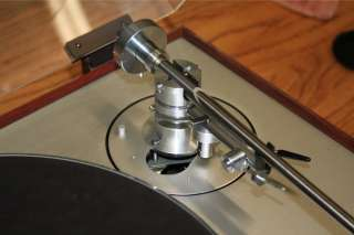 Luxman Direct Drive Turntable PD131 Made by Micro Seiki Japan