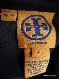 Tory Burch Brown Button Down Sleeveless Dress 2