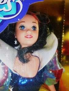 Walt Disneys Sparkling Eyes Snow White Doll NRFB