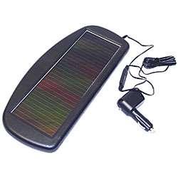 HDC 1.5 watt Solar Power Car Battery Charger