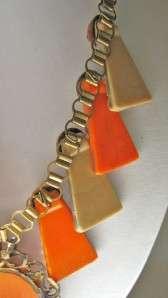 One of a Kind Art Deco EGYPTIAN REVIVAL Czech Step Glass Cameo