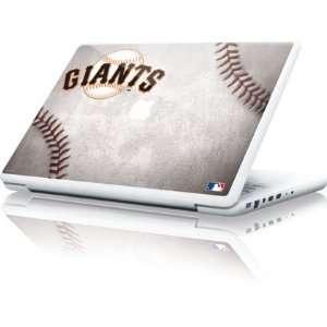 San Francisco Giants Game Ball skin for Apple MacBook 13