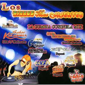 Los Mixes Mas Calientes, Various Artists   Mexicano Latin