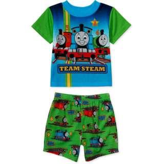 Thomas the Tank Engine   Baby Boys Pajama Set Clothing