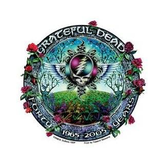 anniversary commerative sticker decal by grateful dead $ 1 18
