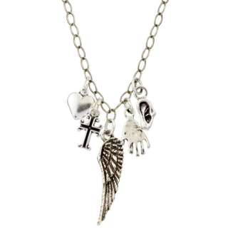 Charming Life Milagros Miracle Charm Necklace