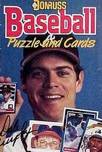 1988 Donruss Baseball Box (36 Packs)