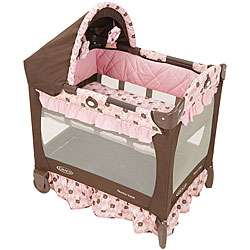 Graco Travel Lite Portable Crib in Betsey  Overstock