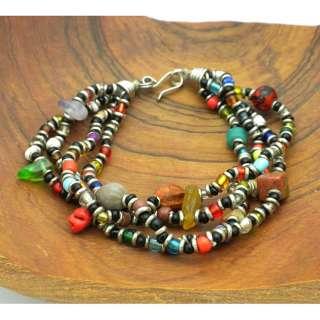 Beaded Colorful Opportunity 4 strand Bracelet (Kenya)