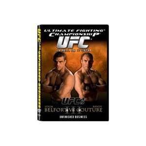 UFC 49 Unfinished Business [DVD] Electronics