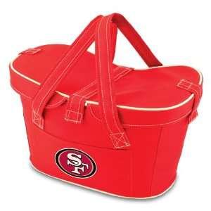 Picnic Time NFL   Red Mercado San Francisco 49ers Sports
