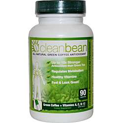 Clean Bean Green Coffee 90 count Capsules