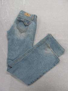 SANG REAL By MISS ME Denim BOOT CUT Jeans Womens Size 31