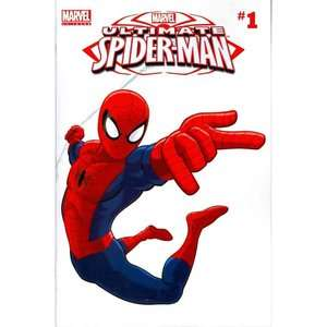 Ultimate Spider Man   Comic Reader 1, null Literature & Fiction