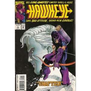 Hawkeye: Same Bad Attitude, Brand New Grudge [Vol 2, No 1
