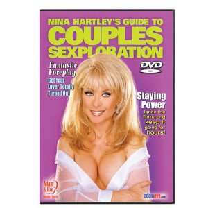 Dvd, nina hartleys guide to couples sexploration Arts
