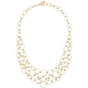 Roberto Coin 18k Gold Moresque Circular Link Necklace