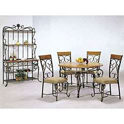 Venetian 5 piece Dining Table Set