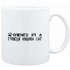 Mug White  OWNED BY a Turkish Angora  Cats