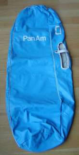 Vinage Original PAN AM GOLF BAG ravel Cover /w Logo |