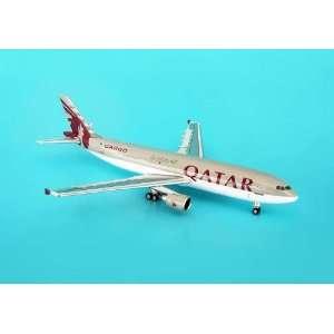 Phoenix Qatar Airways Cargo A300 600 1/400 REG#A7 ABX