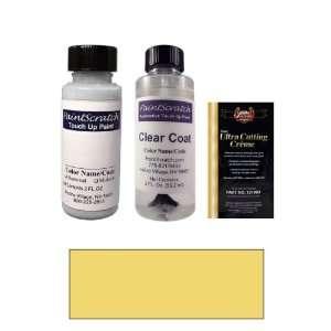 Oz. White Gold Metallic Paint Bottle Kit for 2011 Jeep Grand Cherokee
